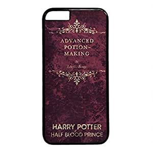 iCustomonline Case for iPhone 6 PC, Harry Potter Quotes Stylish Durable Case for iPhone 6 PC hjbrhga1544