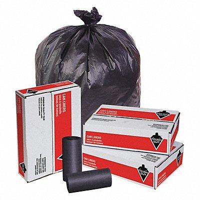 TOUGH GUY Trash Bags 56 gal. 22 micron PK150