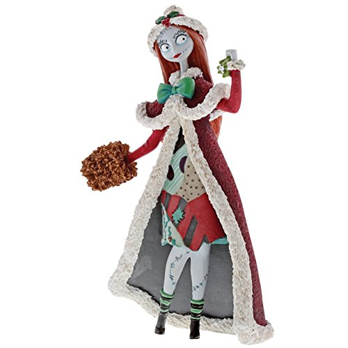 Enesco Disney Showcase The Nightmare Before Christmas Sally Stone Resin Figurine, 8 , Multicolor