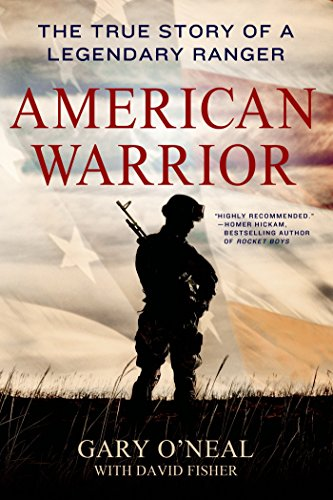 Amazon american warrior the true story of a legendary ranger american warrior the true story of a legendary ranger by oneal fandeluxe Images