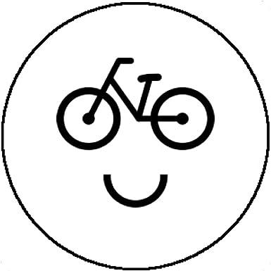 Amazon.com: Handmade Insignia Botón Pin De Bicicleta ...
