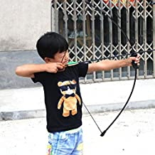 toparchery Archery Recurve Bow and Arrows Set Outdoor Hunting Games Kids Youth Children 10Lb