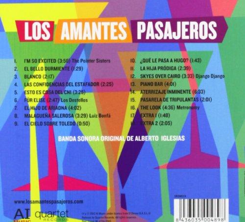 Los Amantes Pasajeros Bso / Various