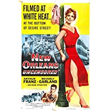 New Orleans Uncensored Poster Movie 27 x 40 Inches - 69cm x 102cm Arthur Franz Beverly Garland Helene Stanton Michael Ansara Stacy Harris