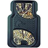SPG Outdoors Floor Mats Durable Molded PVC, Trim-to-Fit