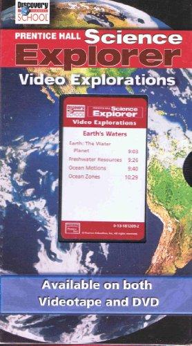 (Prentice Hall SCIENCE Explorer Lab Activity Videotape (EARTH'S WATERS))
