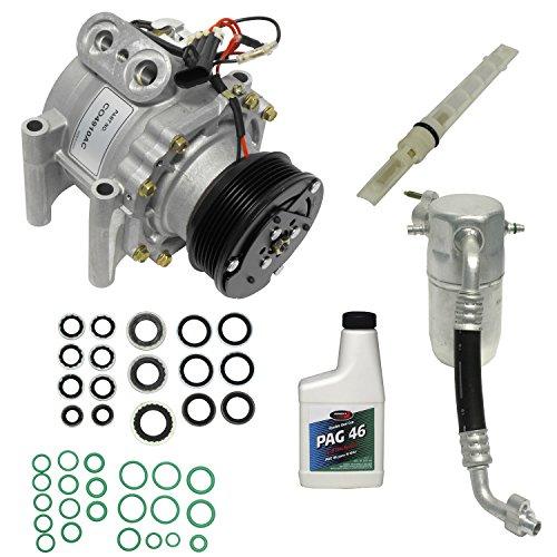Universal Air Conditioner KT 4415 A/C Co - Chevrolet Trailblazer A/c Compressor Shopping Results
