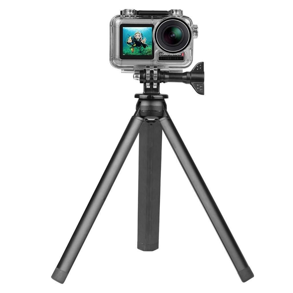 HKFV PGYTECH F/ür DJI OSMO Action//OSMO Pocket Kamera Unterwasser Schwimmhandgriff