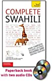 Complete Swahili with Two Audio CDs: A Teach Yourself Guide (TY: Language Guides)