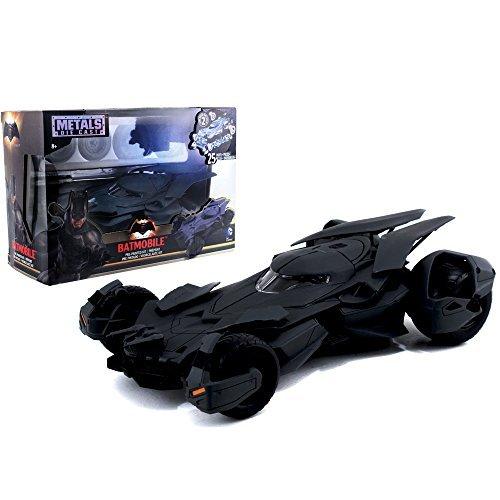 Jada 1/24 Scale Pre Painted Kit 97781 – Batman v Superman Batmobile – Black