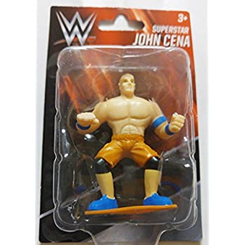 Amazon Com Wwe Superstar John Cena Cake Topper Toys Amp Games