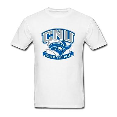 newest 21cbe e9f22 USTJC Men's Cnu Christopher Newport Logo T Shirt XXXL ...