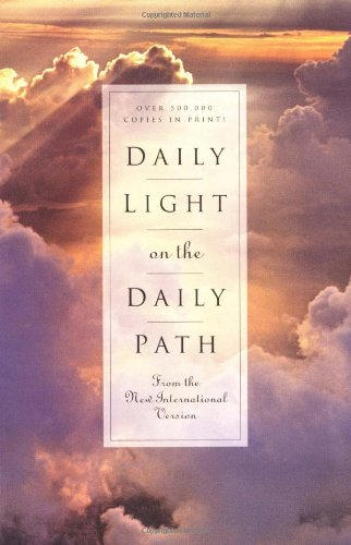 Daily Light For My Daily Path