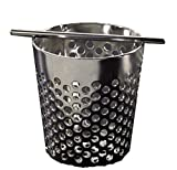 Royal Linear and Square Drain Hair Trap Stainless Steel