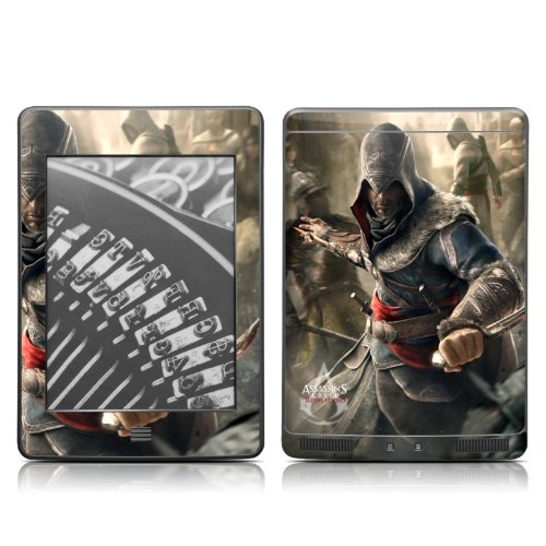 DecalGirl Kindle Touch Skin - Assassin's Creed: Battle Blade (does not fit Kindle Paperwhite)