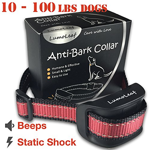 No Bark Collar [Humane Effective Static Barking Collar]Be...