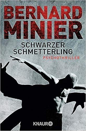 Schwarzer Schmetterling Bernard Minier Amazon Fr