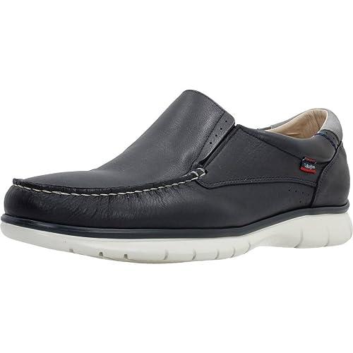 Mocasines para Hombre, Color Azul, Marca CALLAGHAN, Modelo Mocasines para Hombre CALLAGHAN 88201 Azul: Amazon.es: Zapatos y complementos