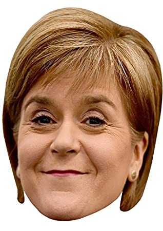 Celebrity face mask kit nicola sturgeon do it yourself diy 8 celebrity face mask kit nicola sturgeon do it yourself diy 8 solutioingenieria Gallery