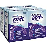 Beauty : Retainer Brite, 1 Year Supply, 384 Tablets