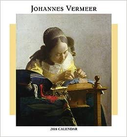 Vermeer 2017 Wall Calendar