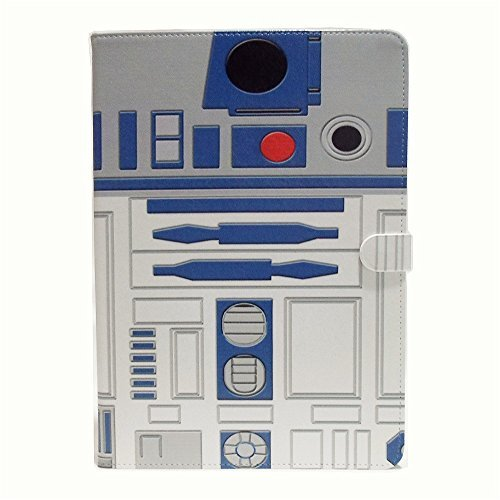 SunshineCase(TM) R2D2 Robot White and Blue Pattern Stand Case Cover Slim Book Shell Stand Case Cover for Apple iPad mini 7.9 inch Tablet ipad mini 3, 2 and 1 Case (Robot Ipad Mini Case compare prices)