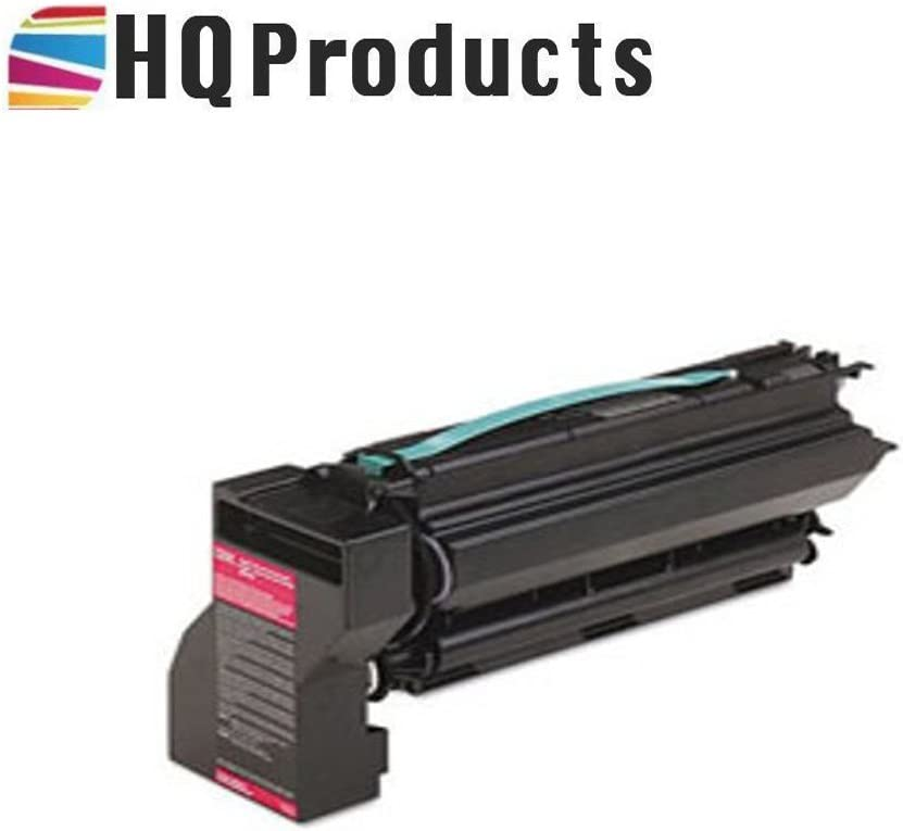 HQ Products Premium Compatible Replacement for IBM 39V1917 Magenta Laser Toner Cartridge for use with IBM InfoPrint Color 1754 1764 1764MFP Series Printers.