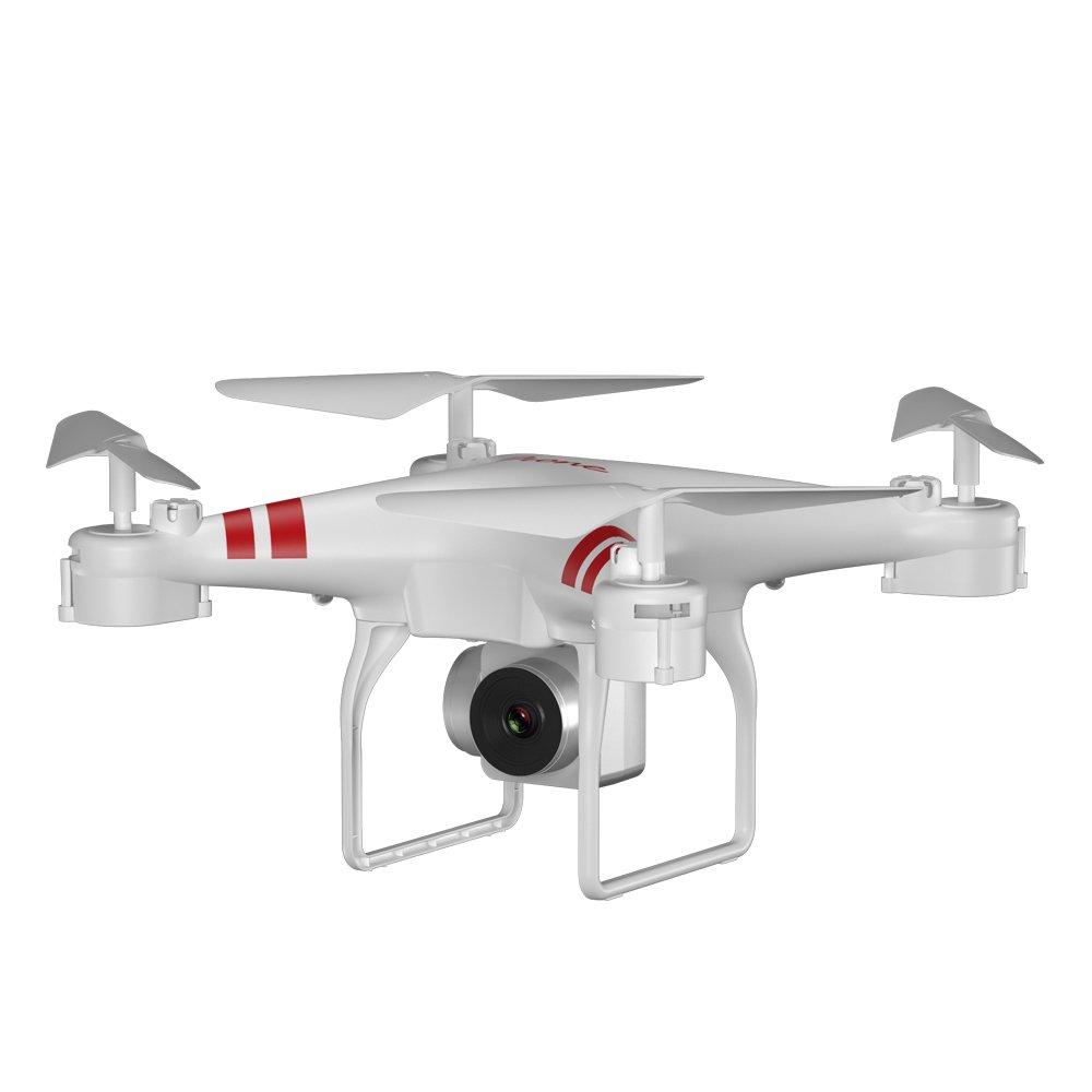 Springdiot 24G 4-Way 6-achsen 1080 P Kamera Vier achsen Flugzeug Vier-achsen gyroskop drohne super Lange Leben kühle Spielzeug Geschenk (weiß)