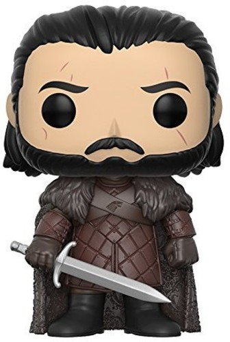 Funko POP Game of Thrones GOT Jon Snow Action Figure by Funko