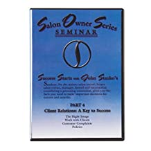 Pet Grooming Salon Owner Instructional DVDs Individual Topic OR Full Series of 4(•Part 4 - Customer Relations)