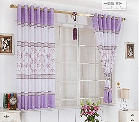Curtain Finished   Stylish and Elegant Short Curtains   Bedroom Curtains   Only 1 Piece Amazon com  Curtain Finished   Stylish and Elegant Short Curtains  . Short Curtains For Bedroom. Home Design Ideas