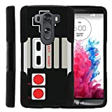 MINITURTLE Case Compatible w/ LG V10 Case Hard Shell Cover w/ Stand Soft Silicone Game Controller