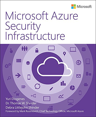 Microsoft Azure Security Infrastructure (IT Best Practices - Microsoft Press) (English Edition) de [Diogenes, Yuri, Shinder, Tom, Shinder, Debra]