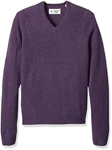 Neck Lambswool Sweater - 8