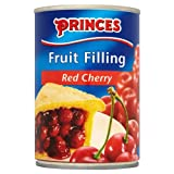 Princes Fruit Filling Red Cherry 6 x 410gm