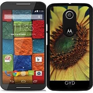 Funda para Motorola Moto X (Génération 2) - Girasol Para Un Sueño by VanessaGF