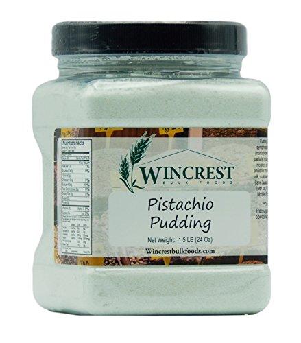 (Instant Pistachio Pudding - 1.5 Lb Container)
