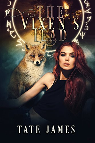 The Vixen's Lead (Kit Davenport Book 1) cover