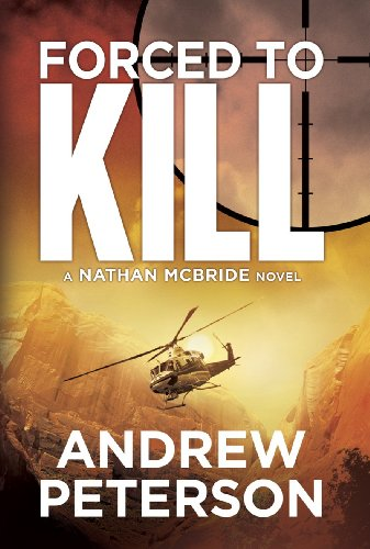Forced to Kill (The Nathan McBride Series Book 2) cover