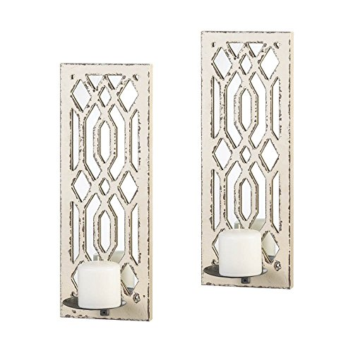 Gallery of Light Candle Wall Sconce, Modern Decorative Indoor Wall Sconce Candle Holder (1 Pair)