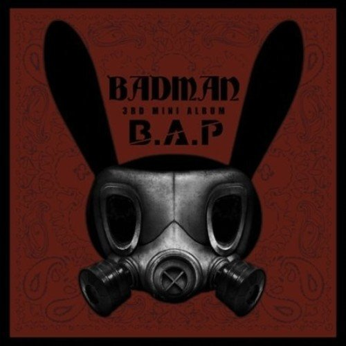 B.A.P - Badman (Asia - Import)