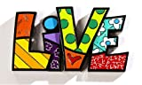 Romero Britto Word Decor LIVE by Giftcraft