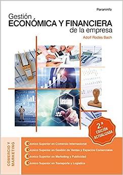 Gestión económica y financiera de la empresa 2.ª edición