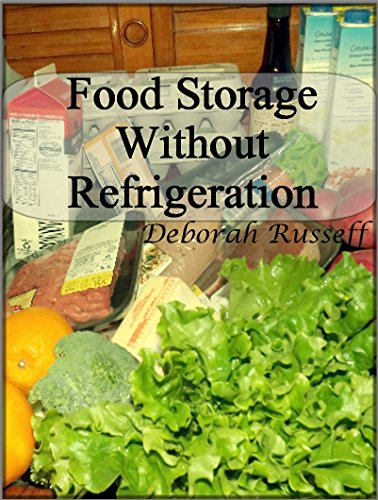 Food Storage Without Refrigeration by [Russeff, Deborah]