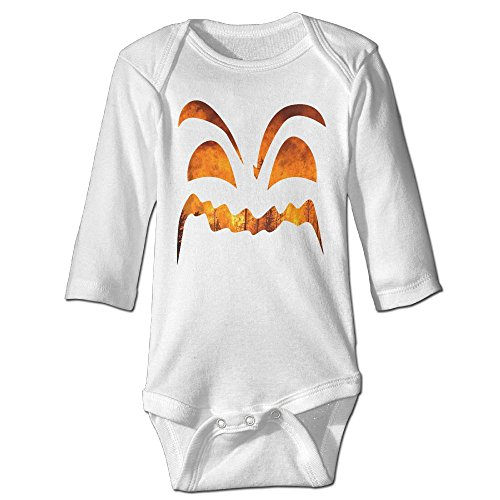 Halloween Grimace Baby Long Sleeves Climbing Clothes Unisex Sets Size 18 Months White (Hockey Masker Halloween)