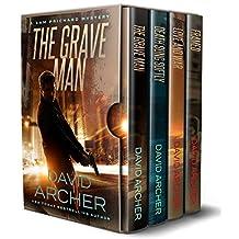 The Sam Prichard Series - Books 1-4 (Sam Prichard Boxed Set, Mystery, Thriller, Suspense, Private Investigator)