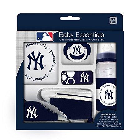 new york yankees baby bib - 7
