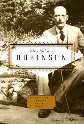 Robinson: Poems (Everyman's Library Pocket Poets Series) (Arlington Commons)