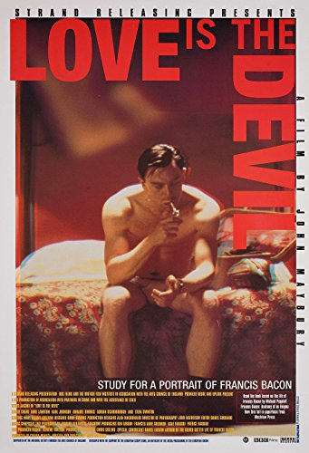 Love Is the Devil: Study for a Portrait of Francis Bacon 1998 U.S. Mini Poster
