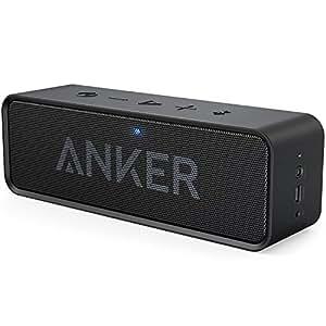 Anker Altavoz Inalámbrico Portátil Bluetooth SoundCore - Altavoz Estéreo Doble Cono Bluetooth 4.0 Con Increíble Autonomía de Batería de 24 Horas